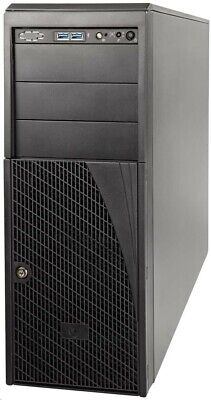 AU490.17 • Buy Intel 4U Server Chassis Black P4304XXMUXX
