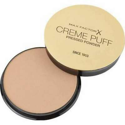 £4.99 • Buy Max Factor Creme Puff Pressed Powder - ASSORTED SHADES