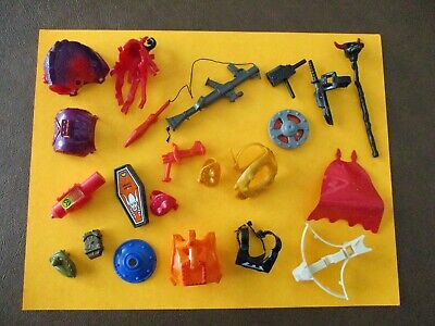 $31.77 • Buy He-Man & Others Lot Vintage MOTU Masters Of The Universe Weapons And Accessories