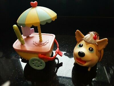 Chubby Puppies And Friends - Husky Ice Cream Cart • 8.50£