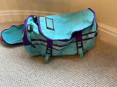 The North Face Base Camp Duffel Medium - Transantarctic Blue/Purple - Used Once • 41£