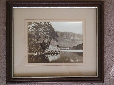 Framed Print Of 'Friars Crag' Keswick, Lake District. • 2.99£