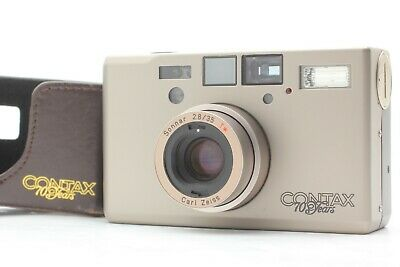 $ CDN2186.38 • Buy [Near Mint Case] Contax T3 70 Years Limited Edition 35mm Film Camera From JAPAN