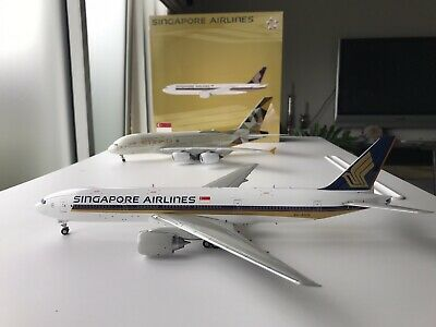AU900 • Buy RARE - Singapore Airlines777-200ER 1:200 - 9V-SVH Flightline 200 (Discontinued)