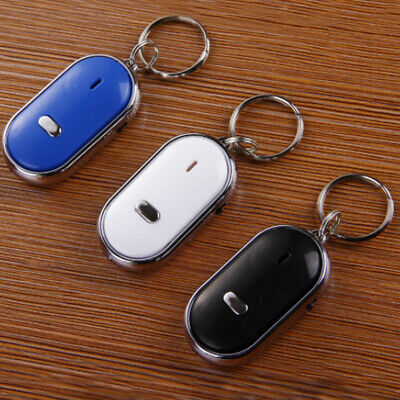 Key Finder Locator Randomly Color  Keychain Keyring • 6.84£