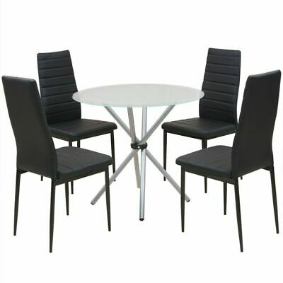 AU232.95 • Buy New Five Piece Dining Table And Chair Set 8080