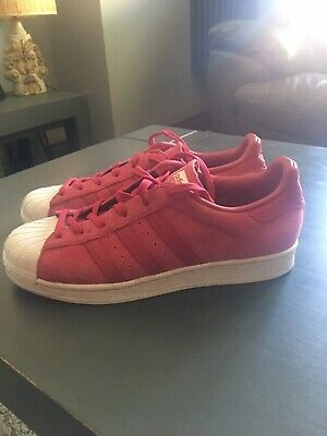 AU12.49 • Buy Pink Adidas Trainers Size 6.5