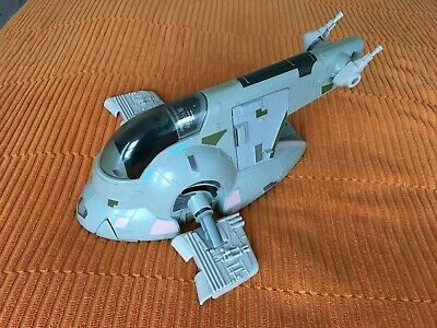 Kenner Star Wars Slave 1 Vintage With New Stickers • 27£