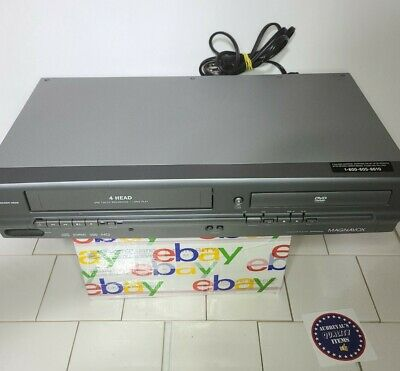 $ CDN25.09 • Buy Magnavox MWD2205 DVD VHS Combo (VHS Works) (DVD Won't Eject) Parts Only