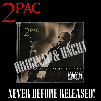 2pac - Rare Me Against The World Original Album Raw & Uncut Promo Unreleased • 35£