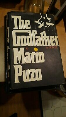 The Godfather By Mario Puzo (1969) Book Club Hardcover, 1st Edition, Putnam • 29.07£