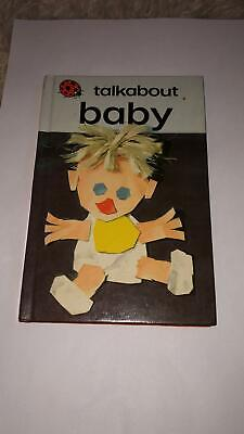 Ladybird Talkabout Baby 1974 • 6£