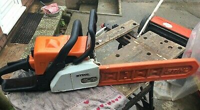 Stihl Chainsaw 017 14  Bar And Good Chain - Good Starter - Herefordshire  • 75£