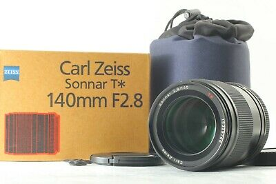 $ CDN1088.27 • Buy [Almoat UNUSED] Contax 645 Carl Zeiss Sonnar 140mm F/2.8 T* Lens From JAPAN 1102