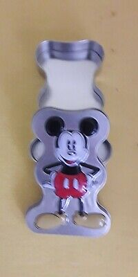 Empty Sweet Tins (micky Mouse ) • 1.40£