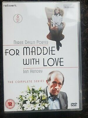 For Maddie With Love (1980) Complete Series Nyree Dawn Porter, Ian Hendry • 22£