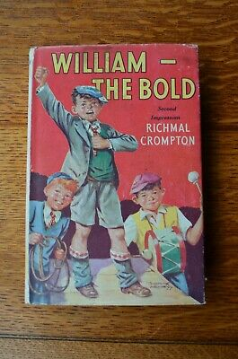 Just William William The Bold By Richmal Crompton • 10£