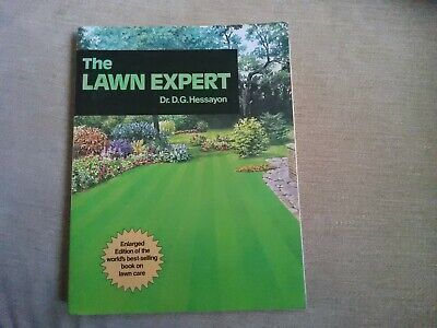 The Lawn Expert By Dr DG Hessayon • 0.99£