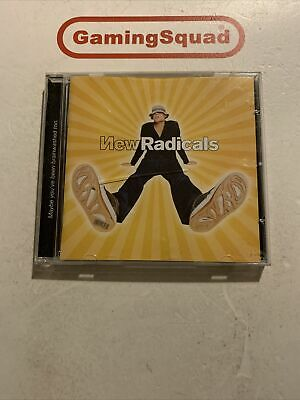 £2.95 • Buy New Radicals, Maybe You've Been Brainwashed CD, Supplied By Gaming Squad