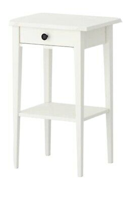 IKEA HEMNES Bedside Table Very Good Condition • 23.99£