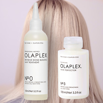 AU89.95 • Buy Olaplex No 0 No 3 -Australian Stock- FAST AND FREE SHIPPING FROM SYDNEY