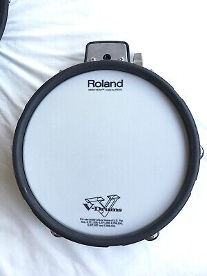 AU212 • Buy Roland PDX-100 Electronic Dual Zone Mesh Head 10 Inch Trigger Pad