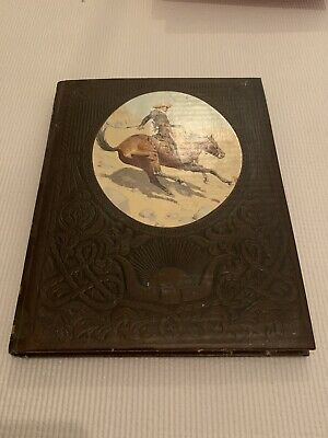 Time Life Books, The Old West: The Cowboys: One Of 26 Volumes Hard Back Book • 4.10£