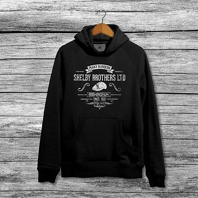 £16.99 • Buy Shelby Brothers - Peaky Blinders Inspired Gift Hoodie Tommy Cillian BBC