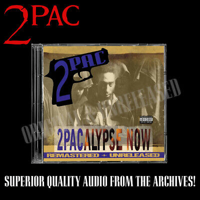 2pac - 2pacalypse Now Remastered Special Edition Promo Unreleased • 35£