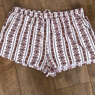 New Look Ladies Shorts Size 14 • 1.10£