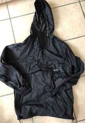 Peter Storm Cagoule Smock Casual / Terrace Wear Black Small • 16.99£