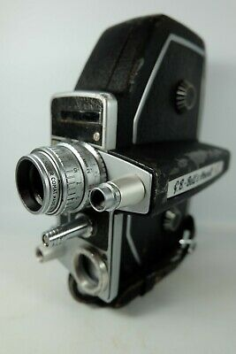 Old Vintage BELL & HOWELL 627 Cine Movie Camera With Lens • 80£