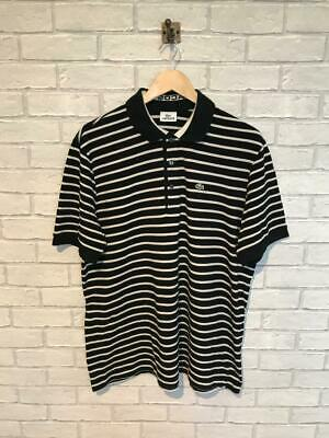 Mens Vintage LACOSTE Short Sleeved Polo Shirt Size 7 (44  Chest) XL #E4276 • 19.95£