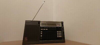 Sony ICF-2001D Shortwave, AM/FM Radio Great Condition • 46.67£