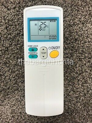 AU29.95 • Buy Daikin Air Conditioner Replacement Remote Control FTXS85LVMA, FTXS95LVMA
