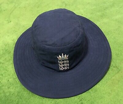 Admiral England Cricket Blue Hat Size Small • 13£