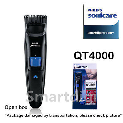 AU69.95 • Buy New Philips Norelco Beardtrimmer 3100 Beard Trimmer Series 3000 QT4000 In Box