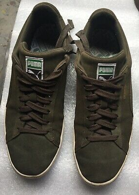 AU43.99 • Buy Puma Suede Classic Men's Shoes Sneakers Olive Green