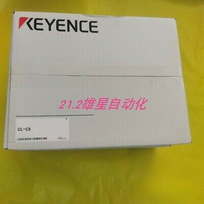 AU1432.13 • Buy  1PC NEW KEYENCE CL-C5 By EMS Or DHL SHIP EXPRESS P5141A YL