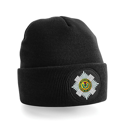 £14.97 • Buy British Armed Forces Royal Scots Guards Image Premium Quality Beanie Headwear.