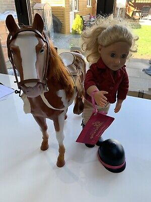 Our Generation Appaloosa Trail Riding Horse And Rider Doll • 29.99£