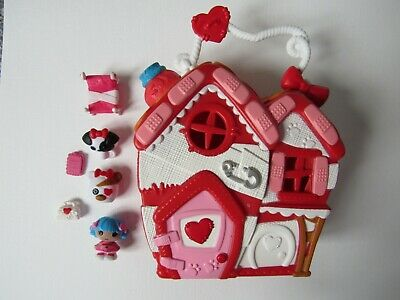 Lalaloopsy Tinies House Rosie's Pet Hospital • 9.99£