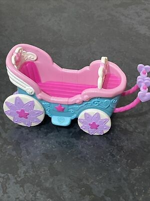 Vintage My Little Pony Wedding Carriage With Movable Reins, Rare • 3.50£