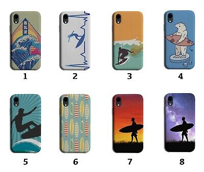 £9.99 • Buy Surfing Phone Case Cover Surf Surfer Surfboard Sunset Dude Wave Waves 8083b