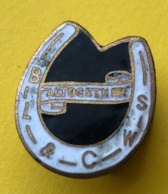 Trade Union Badge (Altogether) Builders Labourers & Construction Workers Society • 29.99£