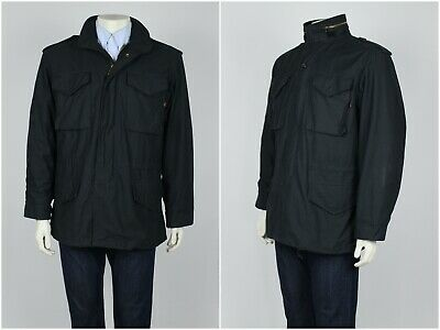 $100 • Buy Mens Vintage Alpha Industries M-65 Cold Weather Field Military Jacket Size Small