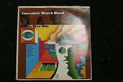 £432.62 • Buy Chocolate Watch Band No Way Out ST 5096 Stereo 1967 .Original.