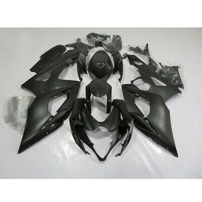 $418.33 • Buy K5 Fairing Kit For Suzuki GSXR1000 2005 2006 Glossy Black Bodywork ABS Injection