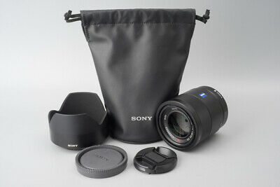 AU897 • Buy Sony Carl Zeiss Sonnar FE 55mm F/1.8 F1.8 ZA T* AF Lens, For Sony E Mount