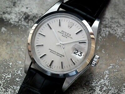 $ CDN6175.70 • Buy Just Beautiful 1972 Rolex Oyster Perpetual Date Gents Vintage Watch
